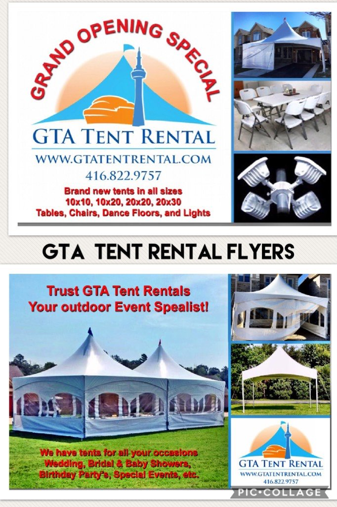 GTA TENT RENTAL (@gta_tentrental) Twitter
