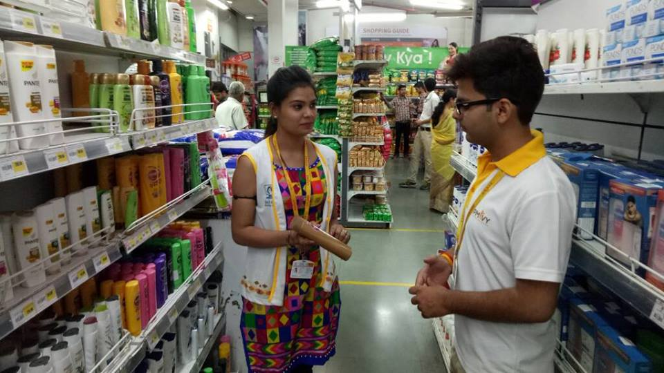 NSDC India on Twitter  - retail sales associate