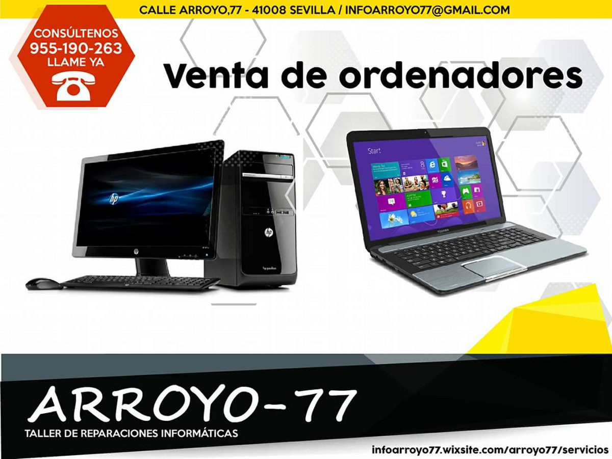 Pc Portatil Precios Arroyo 77 On Twitter