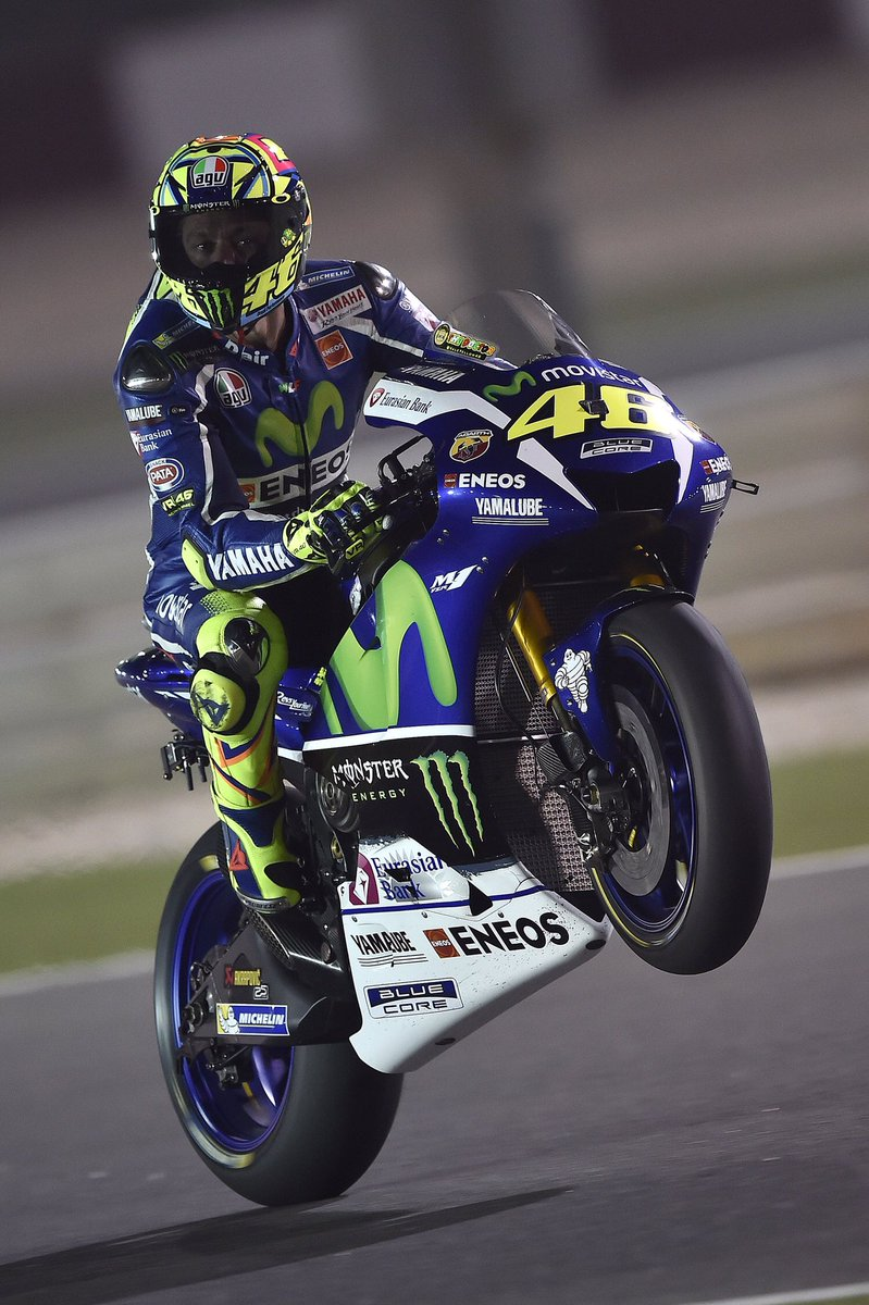 Vr46 Wallpaper Hd Valentino Rossi On Twitter Quot Qatar Gp1 2016 Gioved 236 Primo