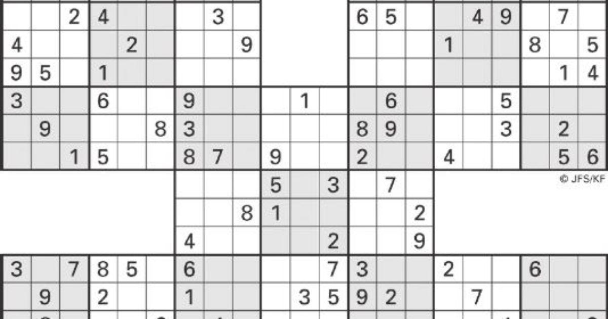web sudoku printable - Ecosia