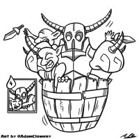 Clash Royale Pekka Coloring Pages Coloring Pages