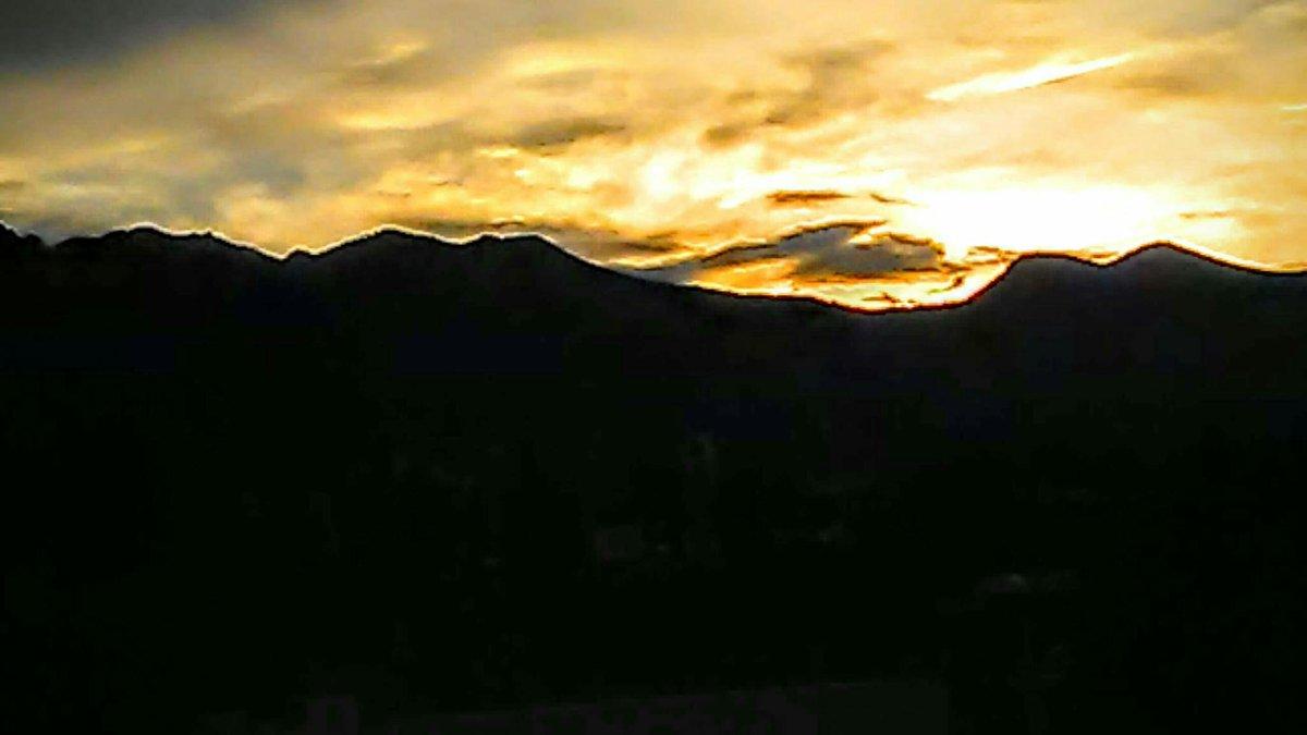 Fullsize Of Sunset Colorado Springs