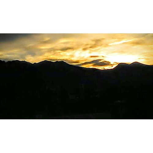 Medium Crop Of Sunset Colorado Springs
