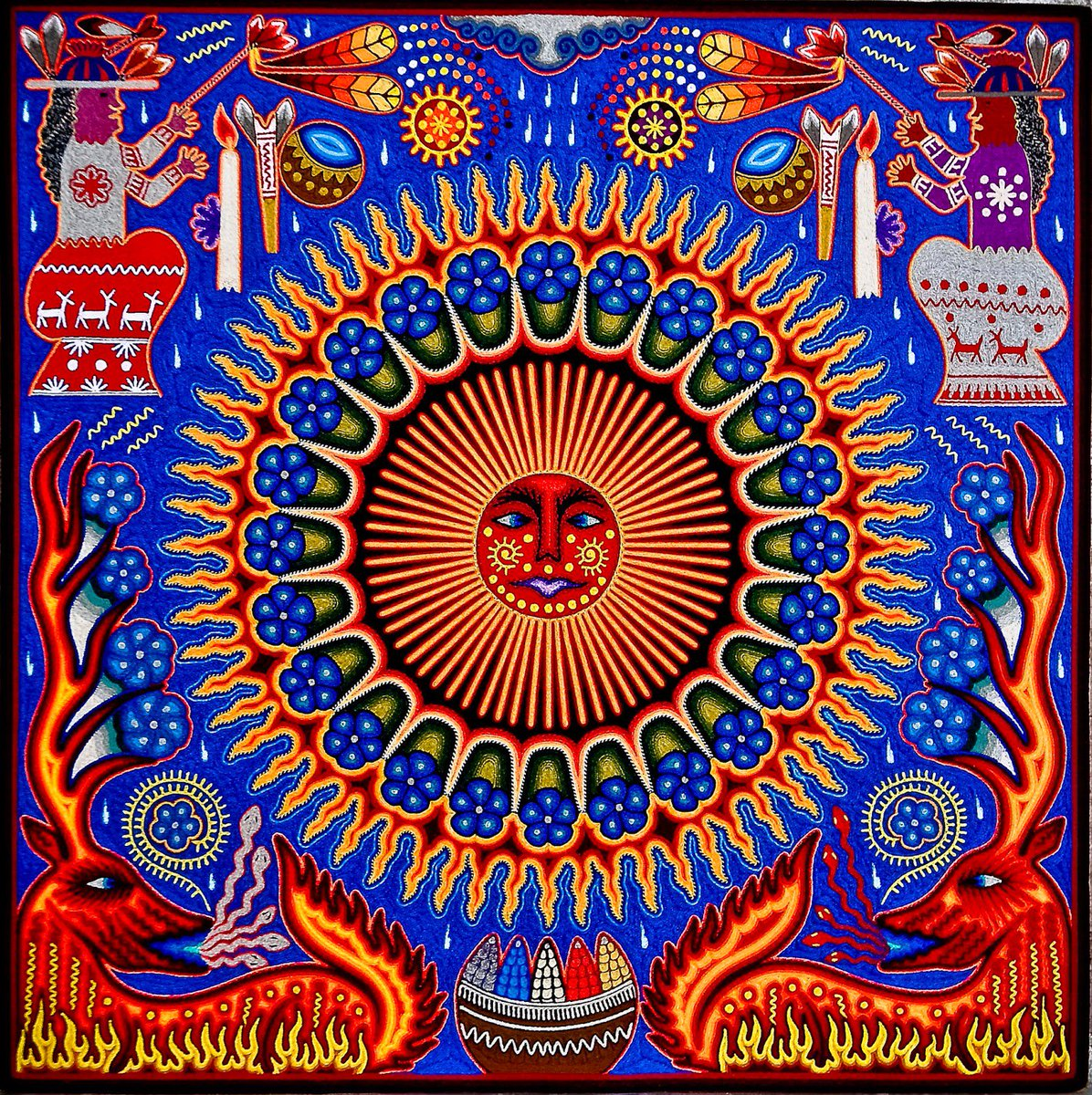 Arte Huichol Hd Mareo Morghulis On Twitter