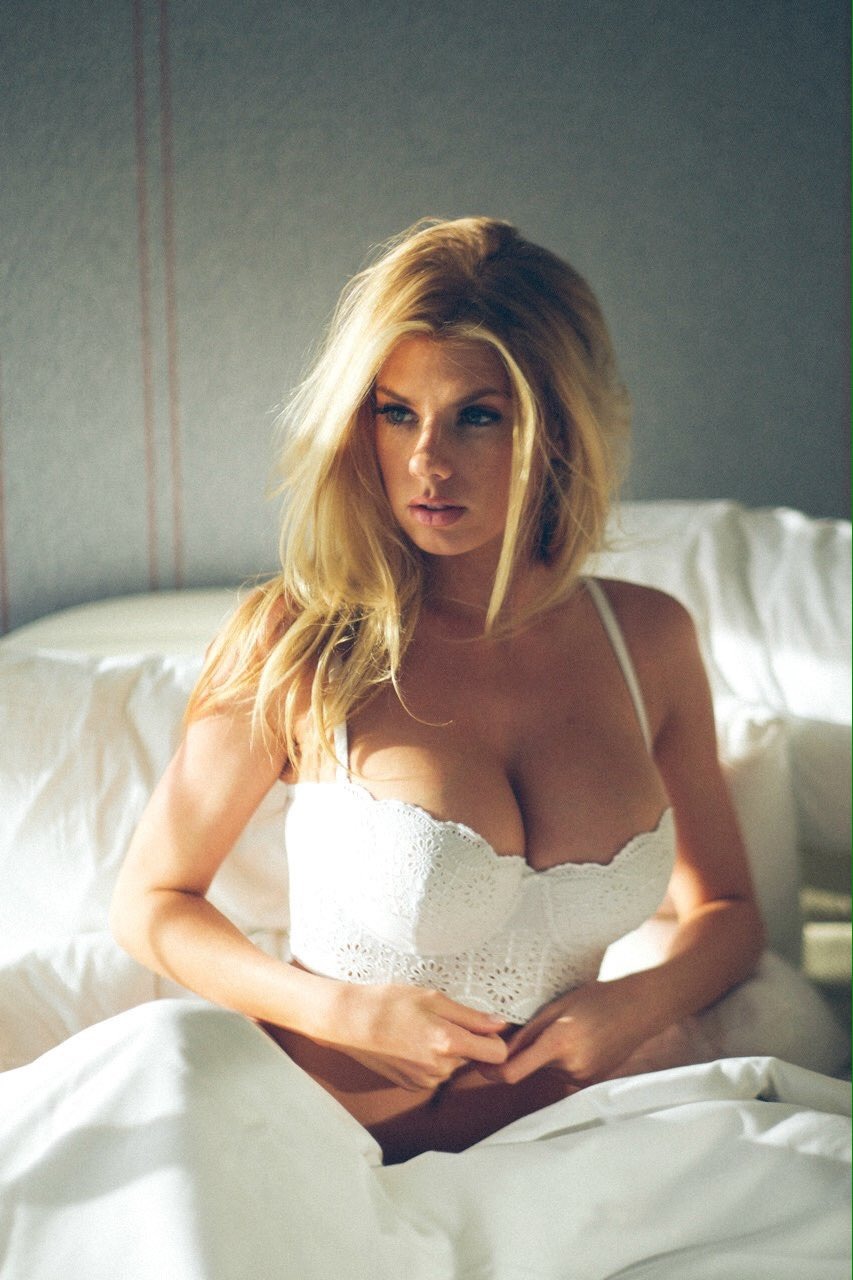 Phone Call From Your Girl Wallpaper Charlotte Mckinney On Twitter Quot Bedroom Wear Favorite Or