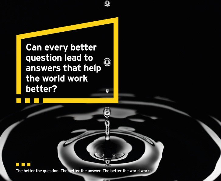 EY Sustainability on Twitter \ - questions to ask entrepreneurs