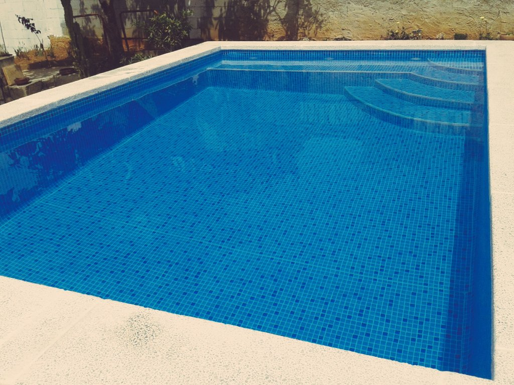 Piscina De Piera Brico Piscinas On Twitter Quotpiscina De Obra Reparada Con