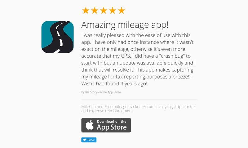 MileCatcher™ (@MileCatcher_app) Twitter - free mileage app