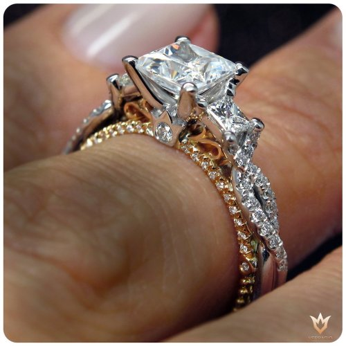 media verragio wedding band Can you see yourself wearing this sparkler We can Couture P http www verragio com pic twitter com vWFocce Engagement Rings