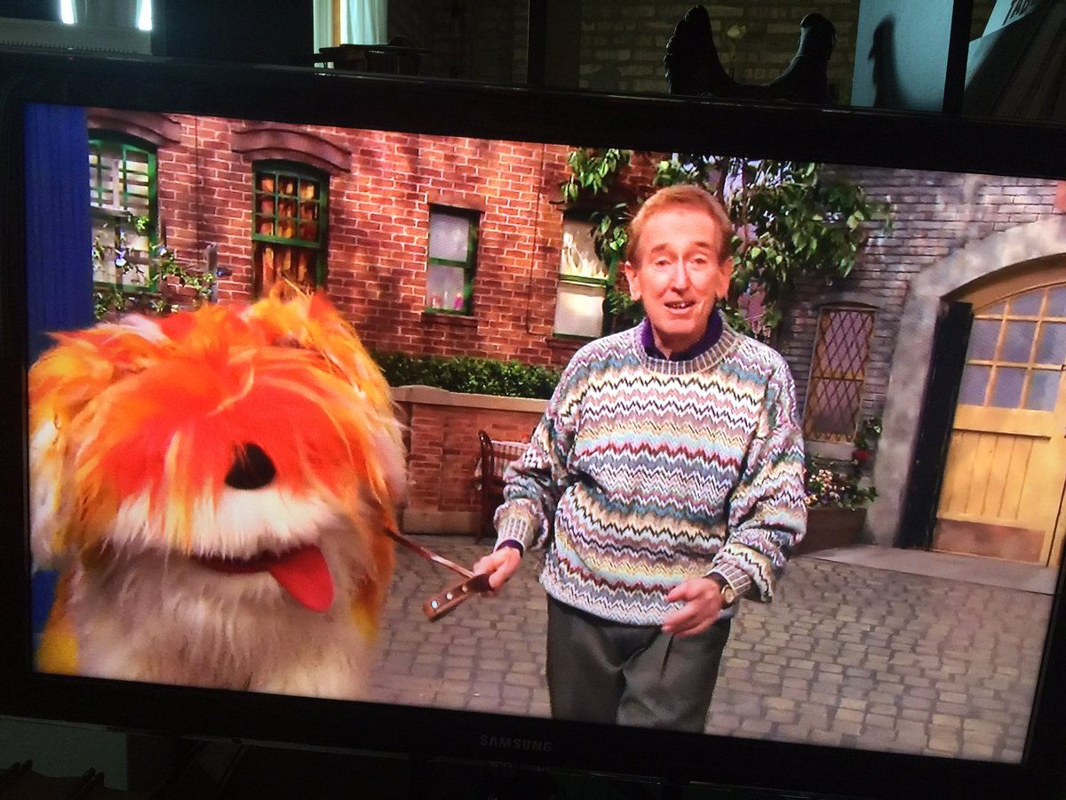 Antique Arnie Niekamp On Tweeted About Barkley Being Missing From Sesamestreet This I Have Arnie Niekamp On Tweeted About Barkley Being Missing N He Pops Up bark post Barkley Sesame Street