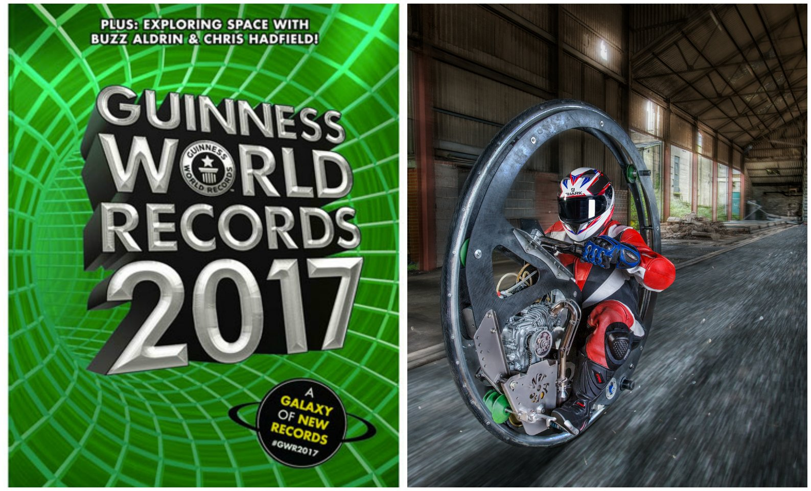 Libro Record Guinness 2017 Guinnessworldrecords On Twitter Quotthe Fastest Monowheel