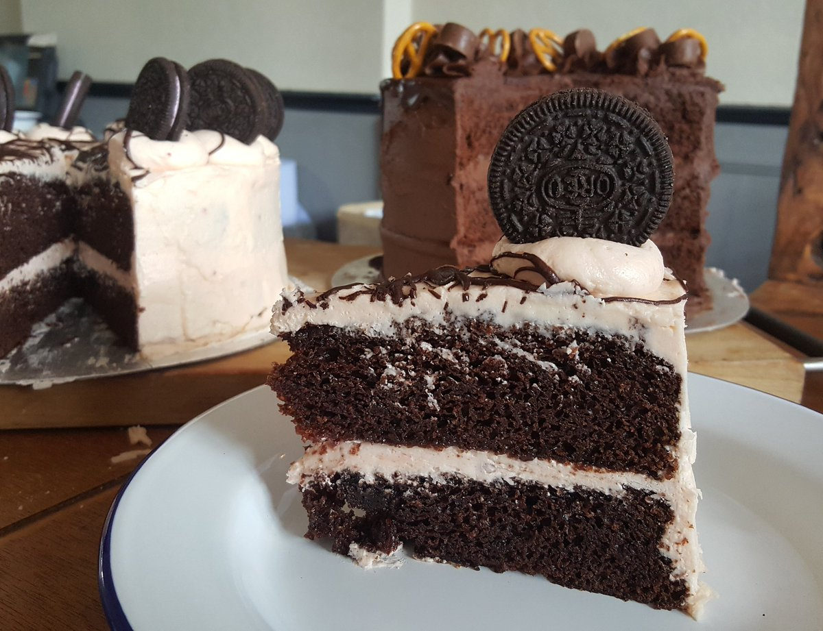 Oreo Kuchen Vegan The Fat Walrus Se14 On Twitter