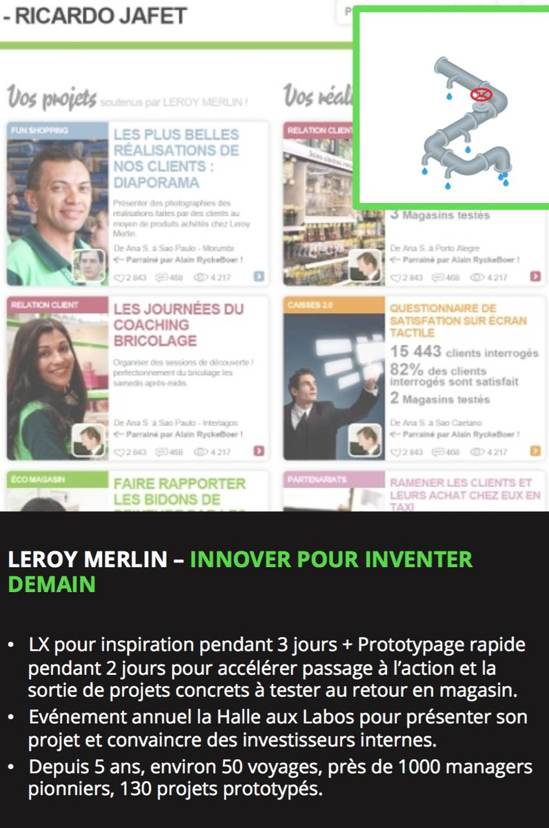 Leroy Merlin Porto Fabernovel Innovate On Twitter