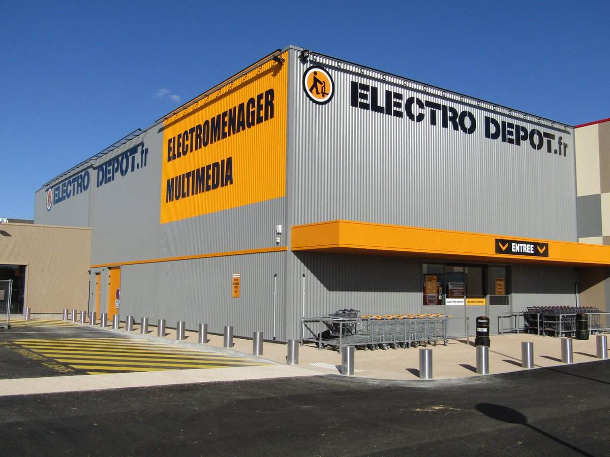 Electrop Depo Electro Depot France Electrodepotfr Twitter