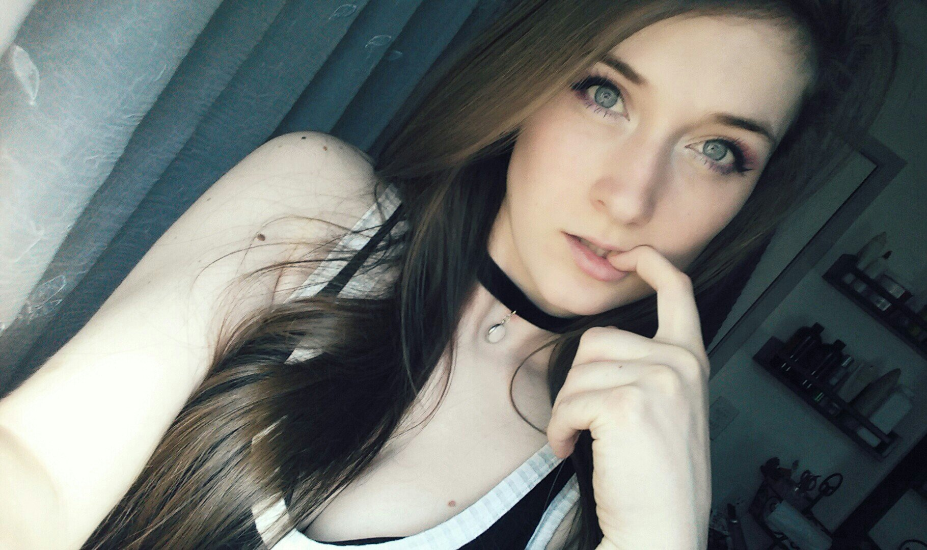 "Do It Yourself Auf Deutsch Kenzie💘 On Twitter: ""who Said Pale Can't Be Sexy?…"