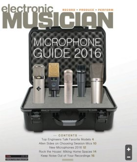 Check out our FREE 2016 digital guide to microphones: proaudio proaudiogear freebie