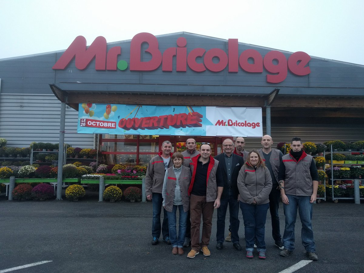 Magasin Bricolage A Proximité Mr Bricolage On Twitter
