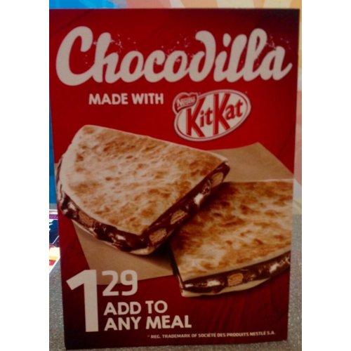 Medium Crop Of Kit Kat Quesadilla