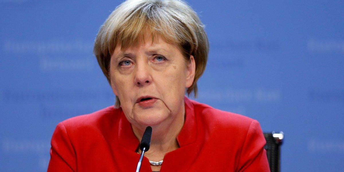 Angela Merkel Gives Trump The Biggest Not So Subtle