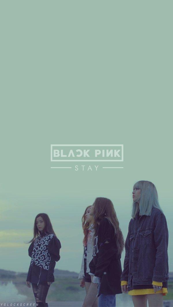 Cute Bts Wallpapers Yg Lockscreen World On Twitter Quot Black Pink Stay Phone
