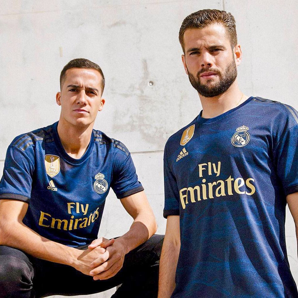 Real Madrid Away Kit Real Madrid Away Kit 2019-20