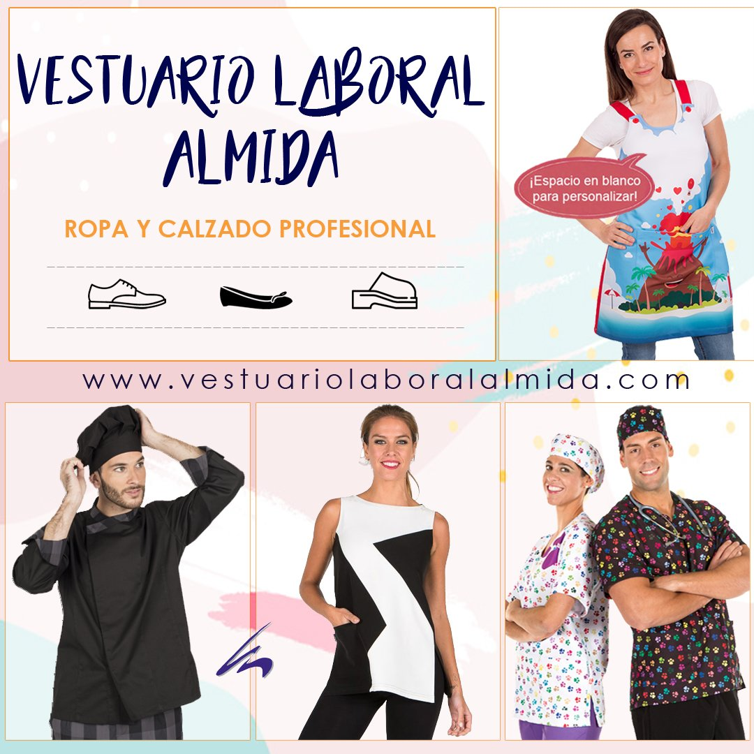 Uniformes Peluqueria Uniformesbaratos Tagged Tweets And Download Twitter Mp4 Videos