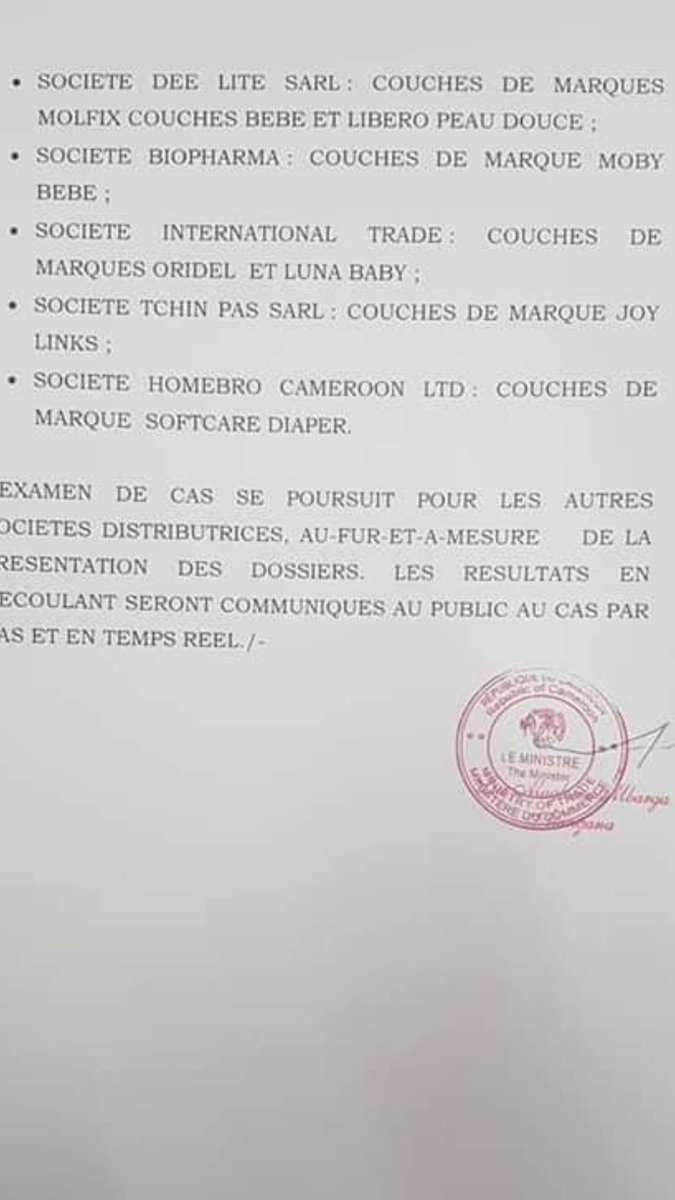 Marques De Couches Armelle Sitchoma On Twitter