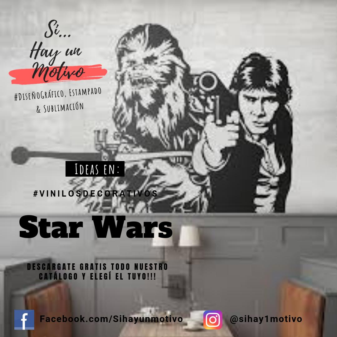 Vinilos Decorativos Star Wars Vinilosdecorativos Hashtag On Twitter