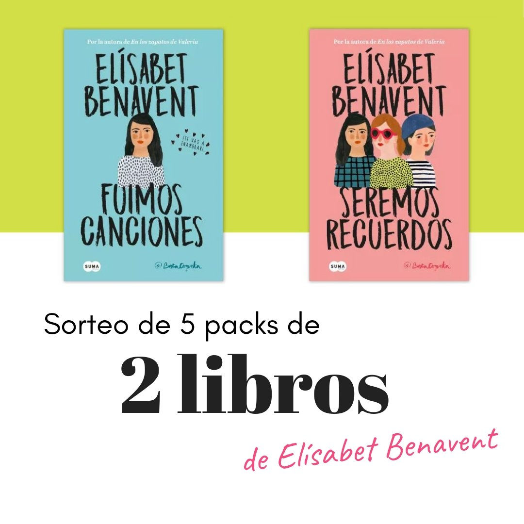 Nuevo Libro Elisabet Benavent Biologíacancionesyrecuerdos Tagged Tweets And Download Twitter Mp4