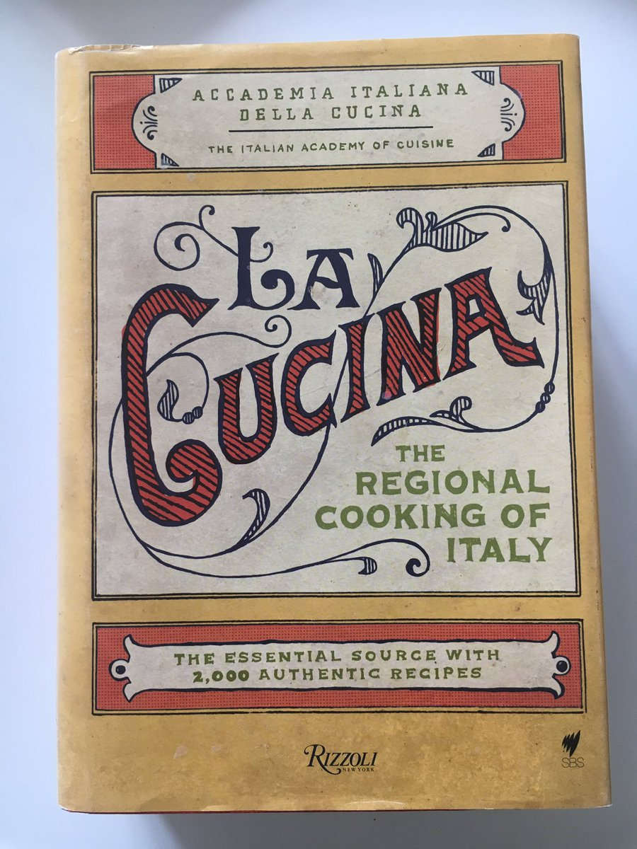 La Cucina The Regional Cooking Of Italy Lacucina Tagged Tweets And Downloader Twipu
