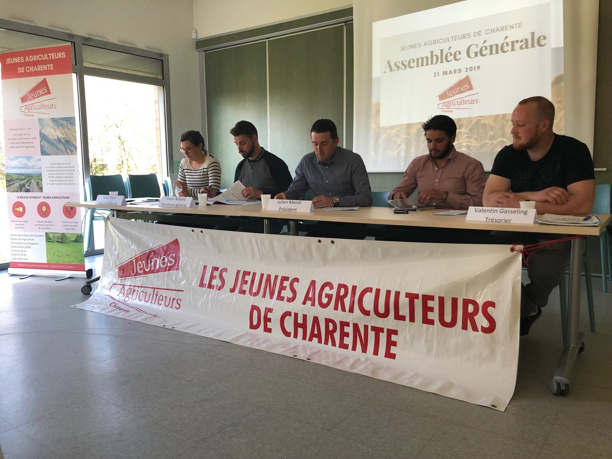 Chambre Agriculture Charente Ja Charente Ja Charente Twitter