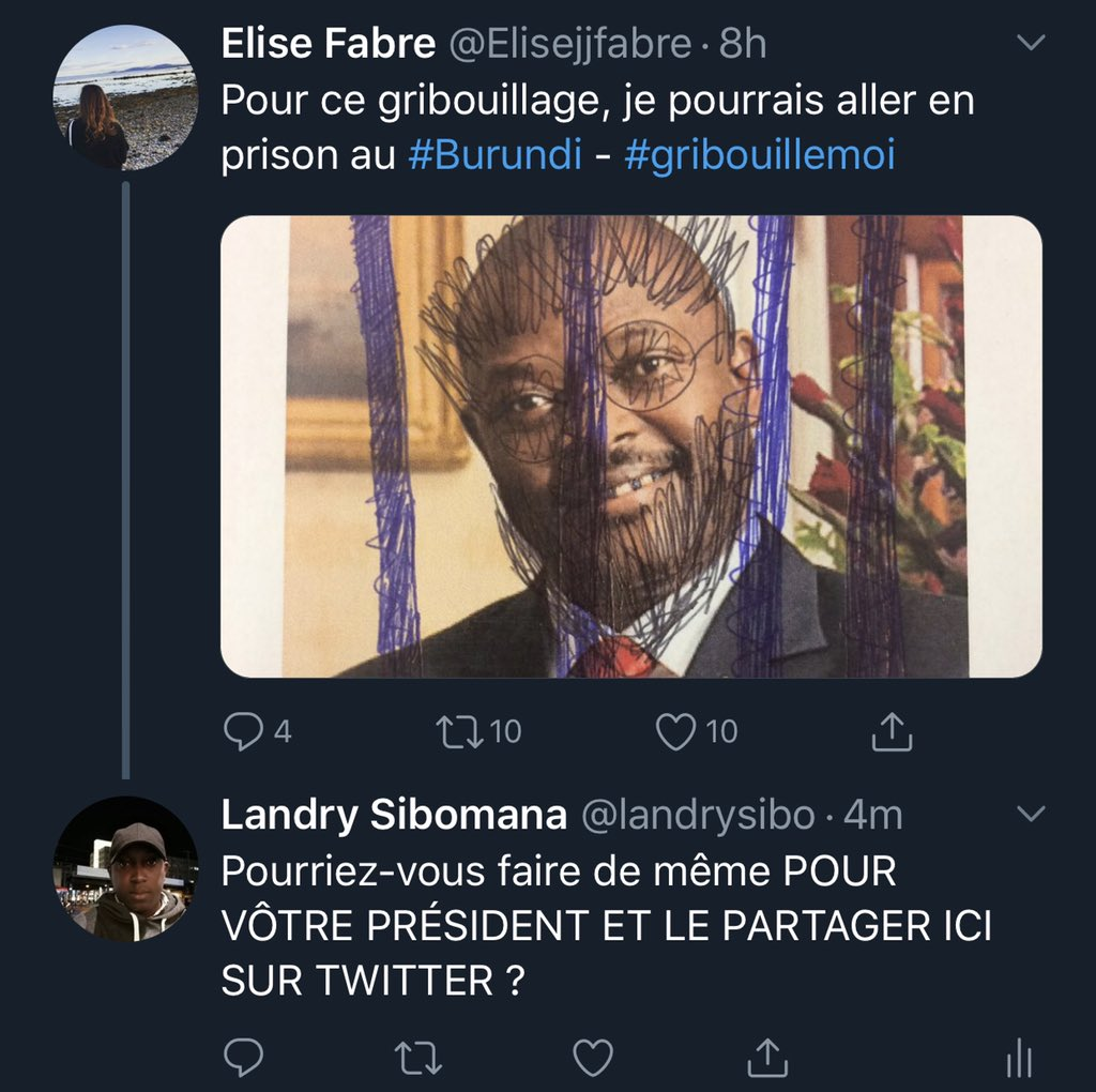 Ma Maison Bleu Ciel News About Burundi On Twitter