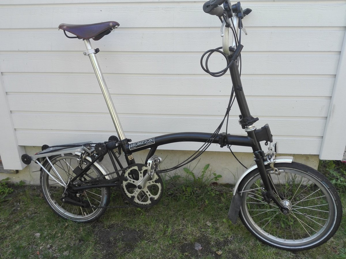 Brompton Bikes Brompton Bicycle Bromptonbicycle Twitter