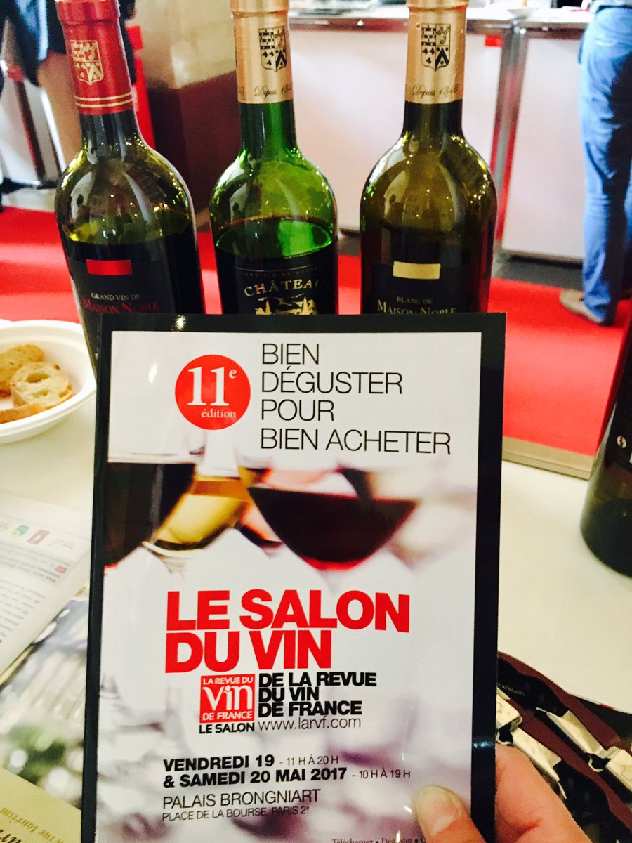 Salon Vin Bordeaux Chateau Maison Noble On Twitter
