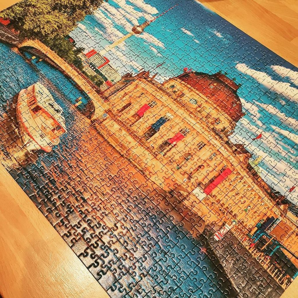 Berlin Puzzle Katrin Scheib On Twitter