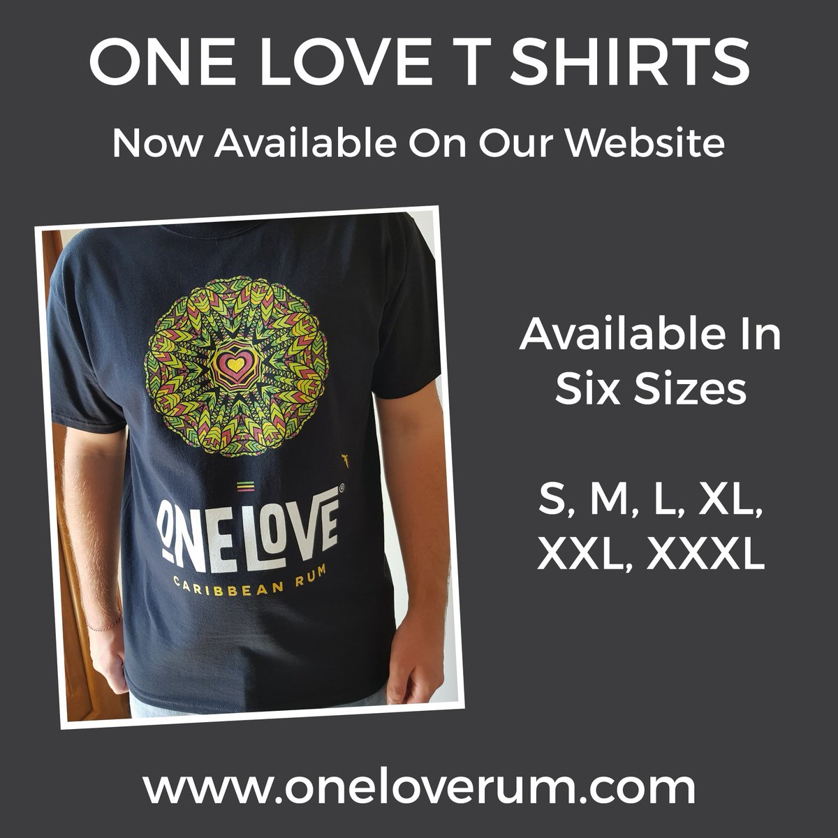 Xxxl Poster One Love Rum On Twitter