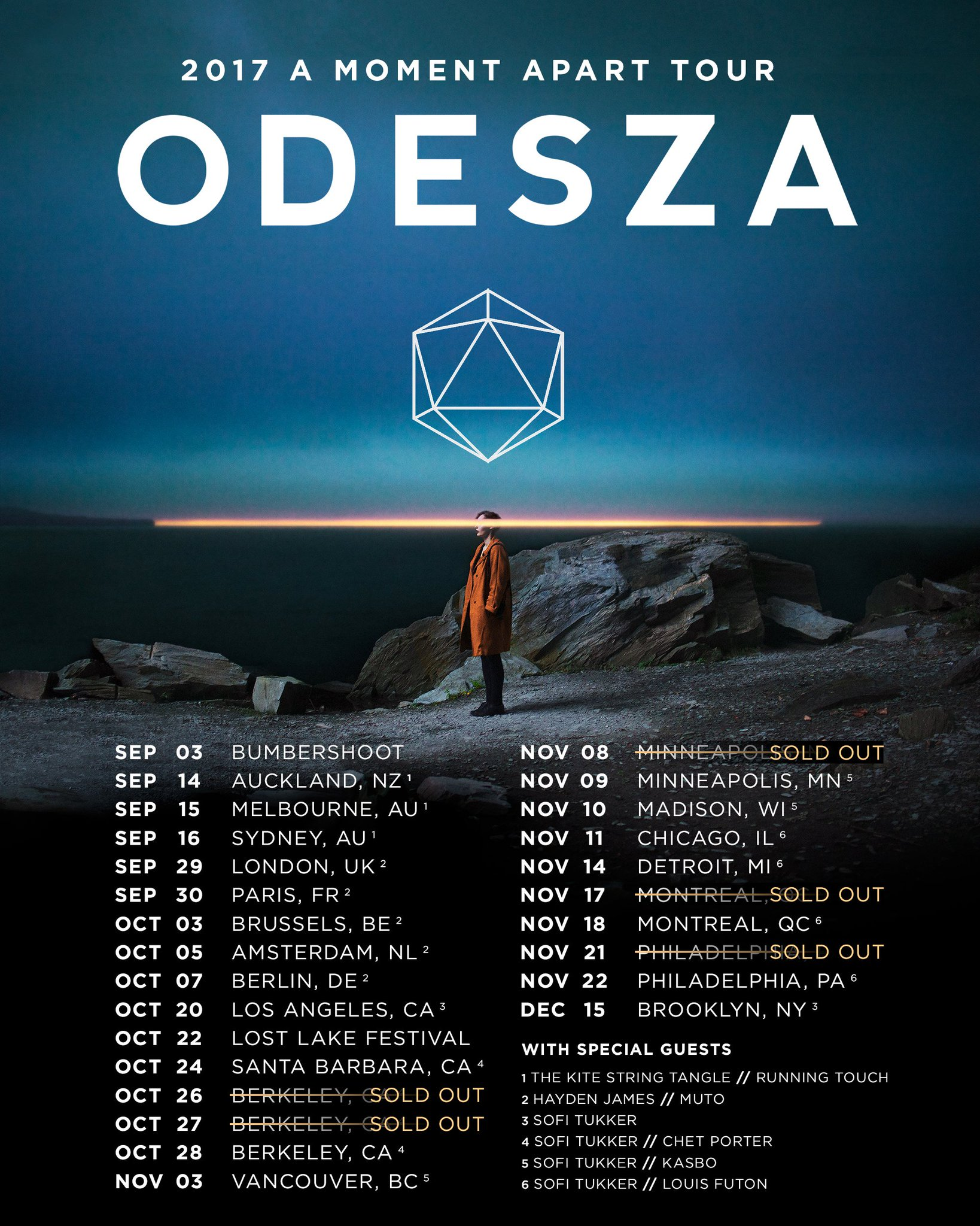 Futon World Berlin Odesza On Twitter