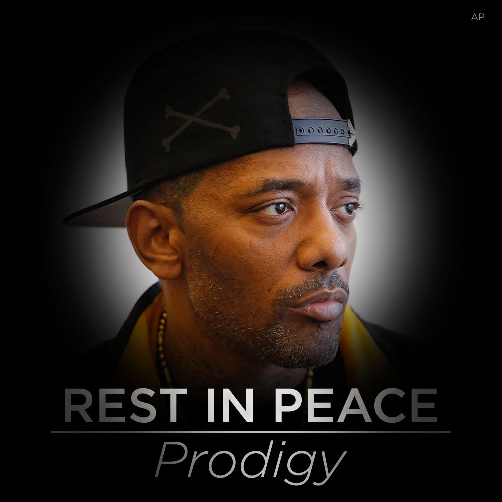 Mobb Deep Prodigy Breakingnews Prodigy Member Of Rap Duo Mobb Deep Has Died He
