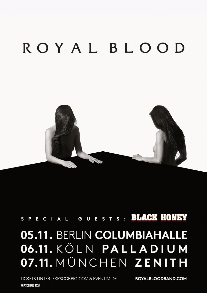 Black Friday Munchen Royal Blood On Twitter