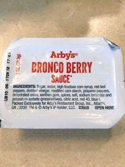 Small Of Bronco Berry Sauce