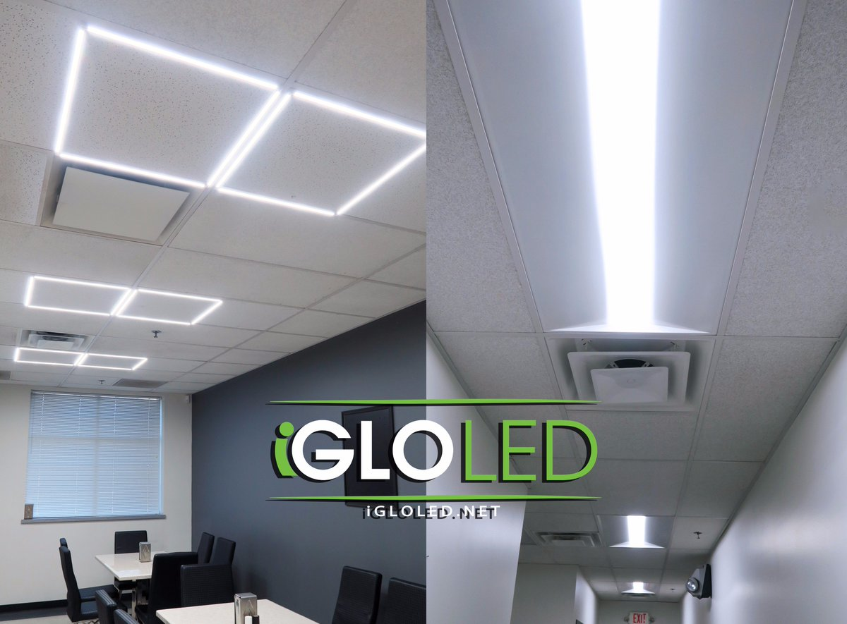 Led Office Lights Iglo Led On Twitter
