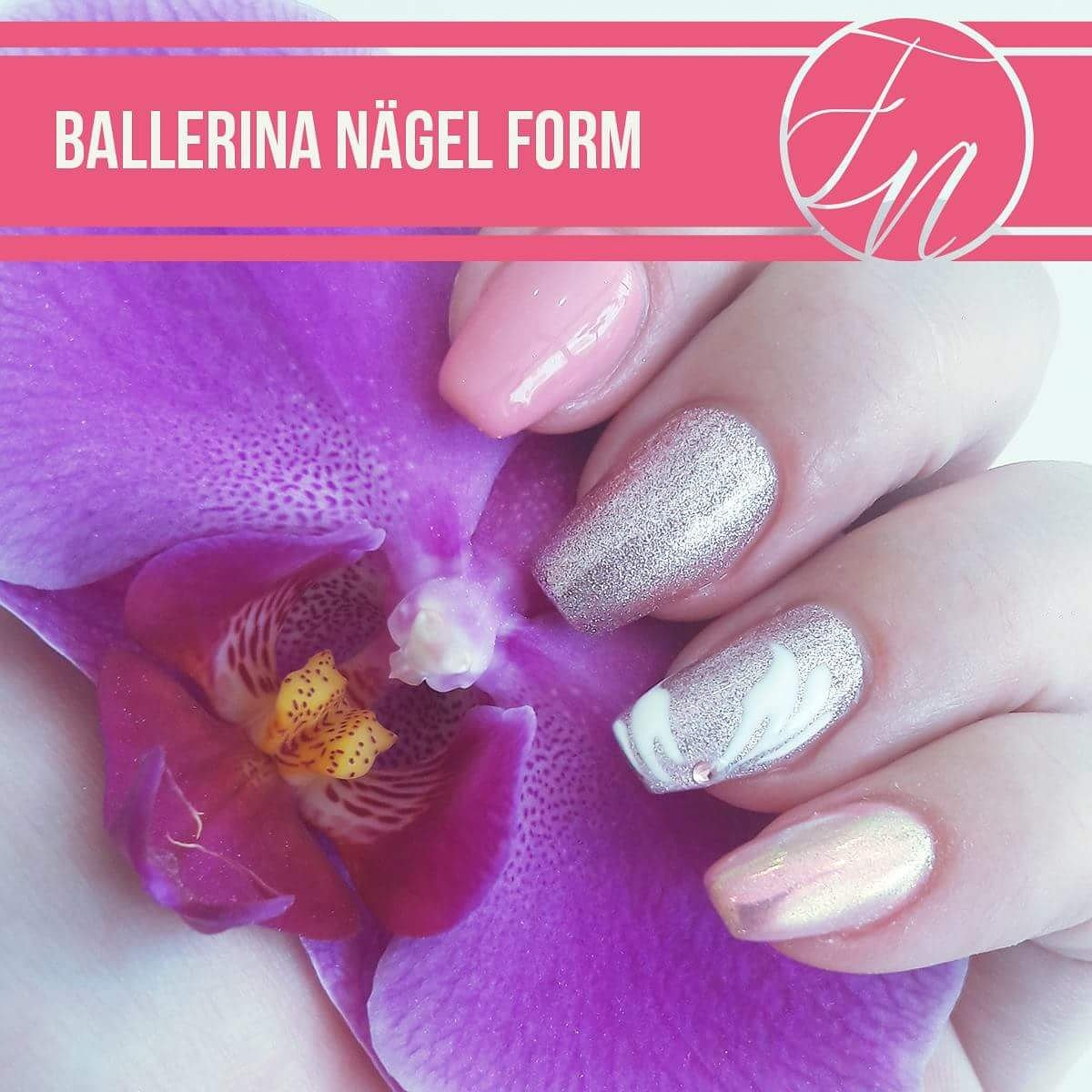 Ballerina Nägel Ihr Nagelstudio On Twitter