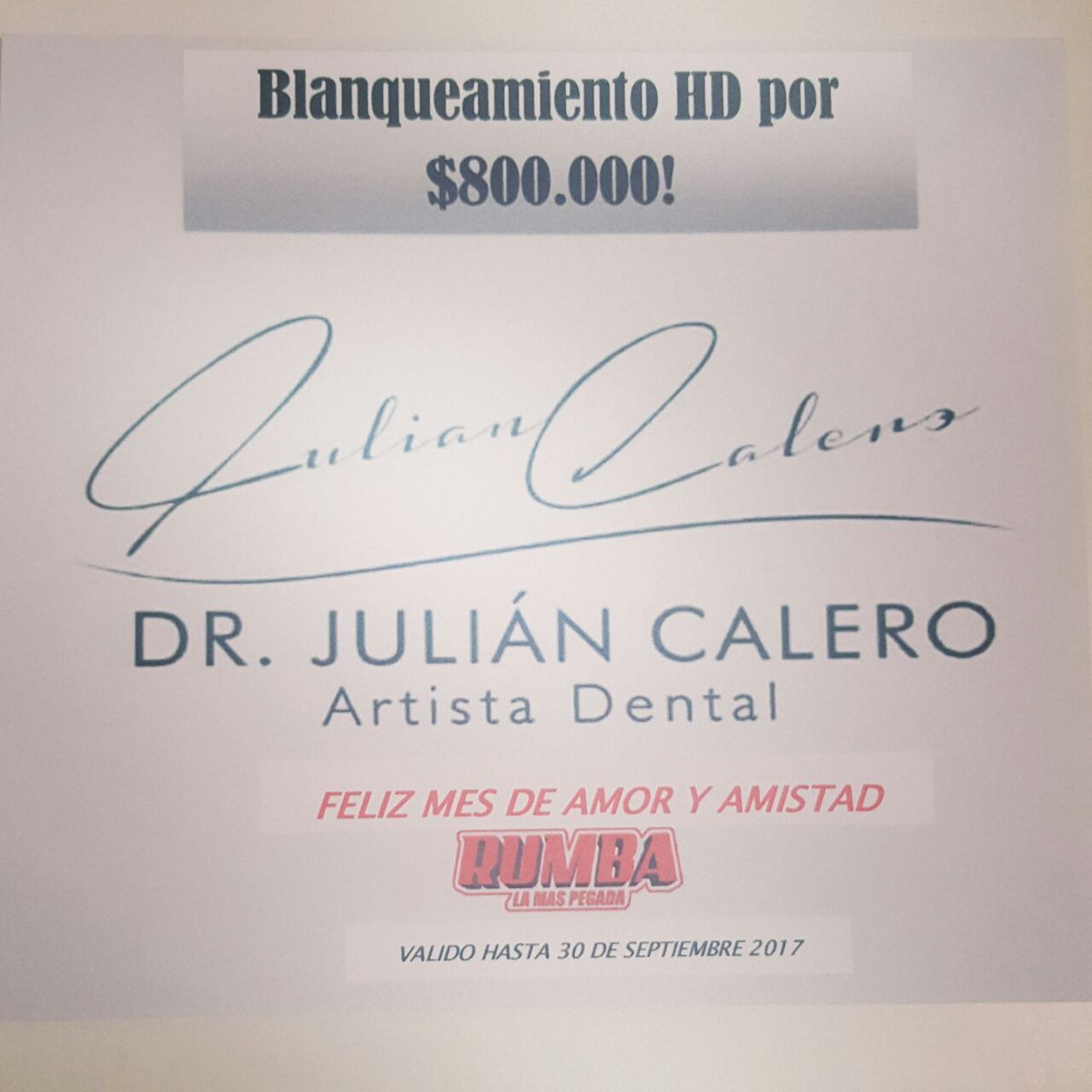 Arte Dental Tulua Especialdeamoryamistad Hashtag On Twitter