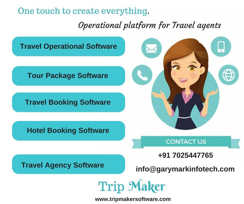 Trip Maker Software (@maker_trip) Twitter