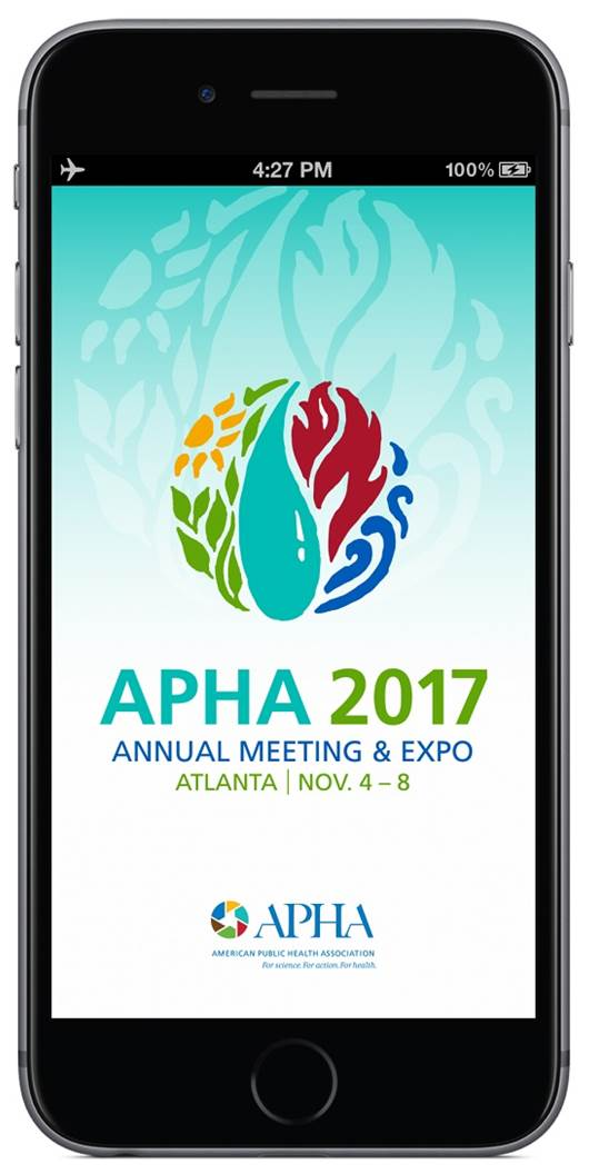 APHA Annual Meeting on Twitter \