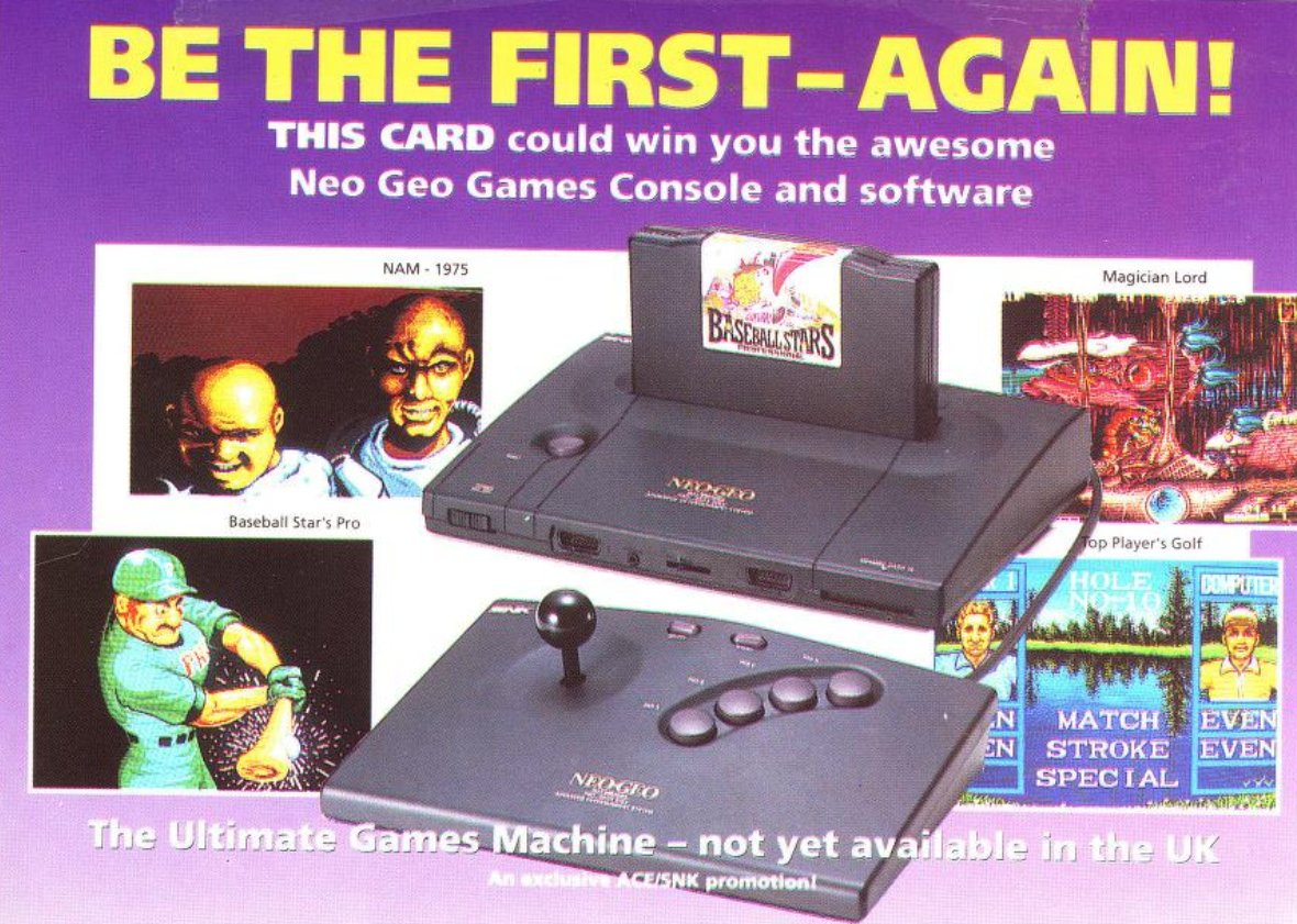 Console Magazine Neogeocollector On Twitter