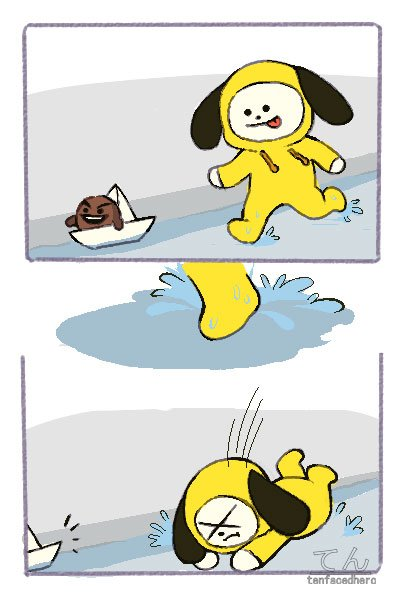 Cute Bts Bt21 Wallpaper Ten Free Dive To Depression On Twitter Quot Chimmy S