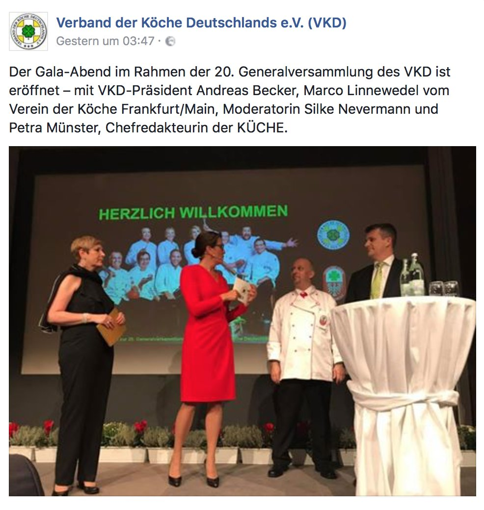 Küche Magazin Vkd Silke Nevermann On Twitter
