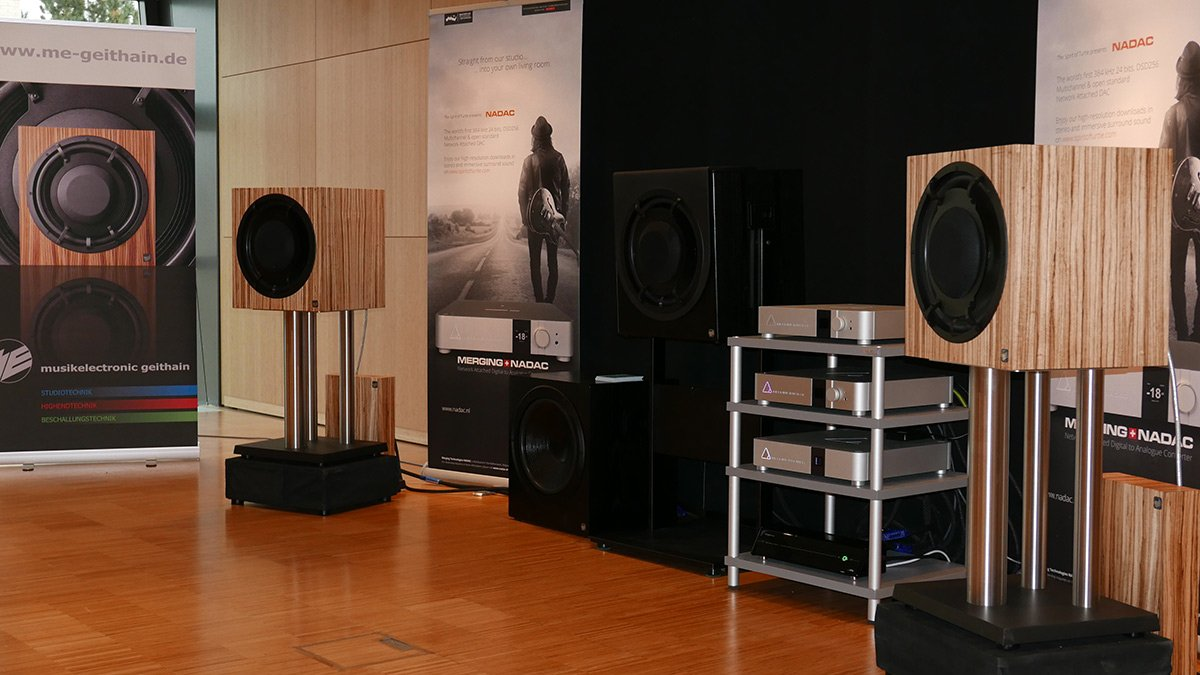 Hifi Darmstadt Merging Technologies On Twitter